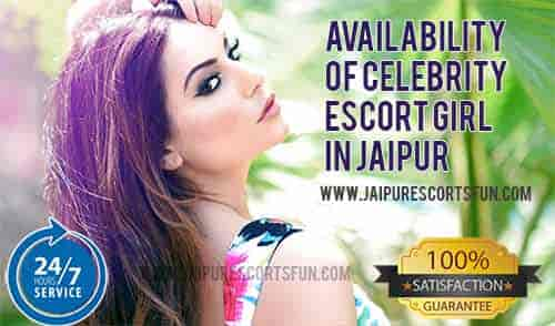 celebrity escort in jaipur